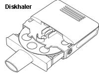 diskhaler
