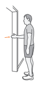 Door press right