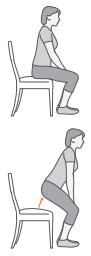 Sit-stands