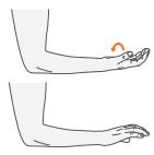 Wrist turn